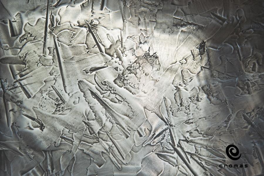 Resina metallica Pure Metal. Decorativo epossidico a spatola.